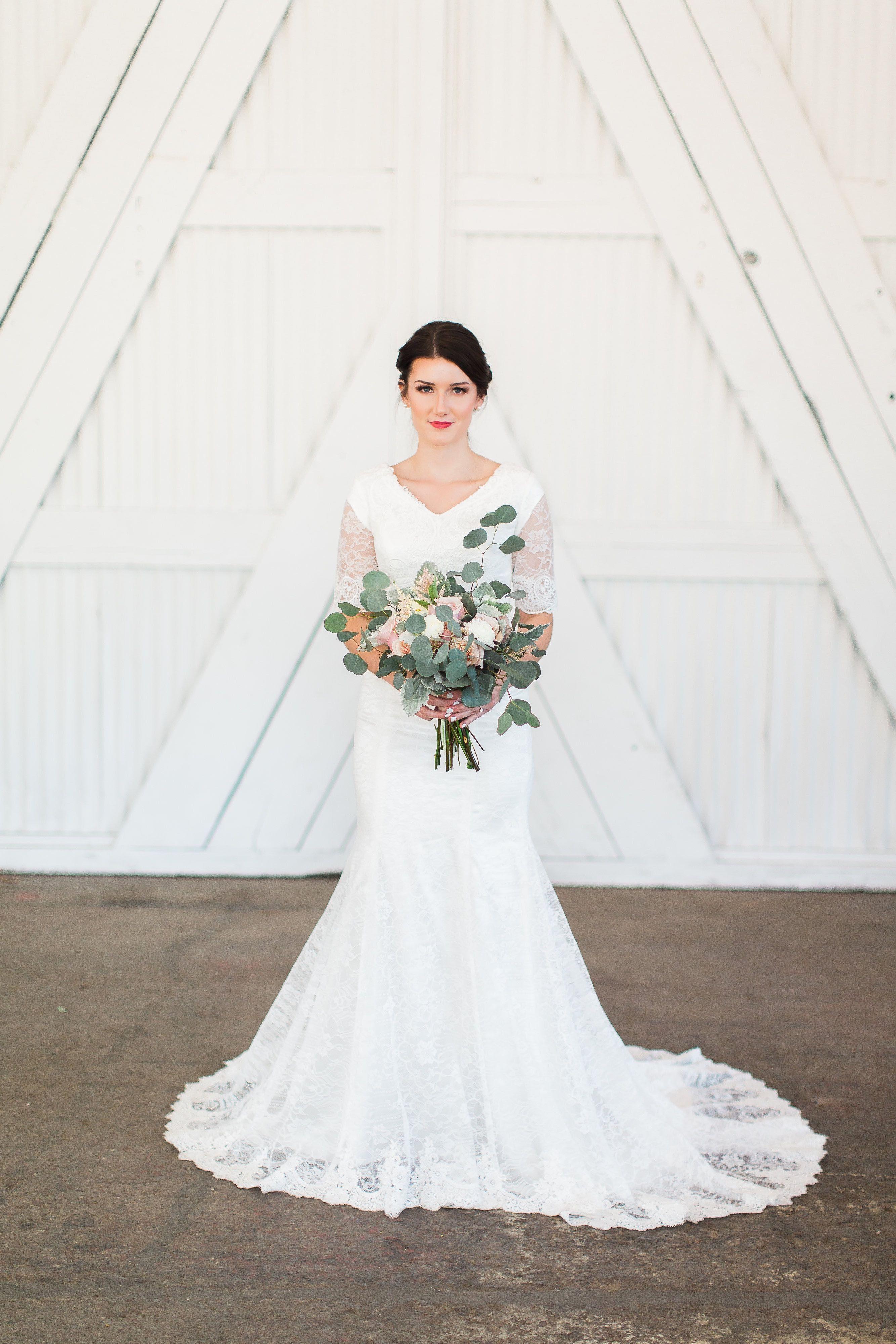 30 Modest Wedding Dresses Modest wedding