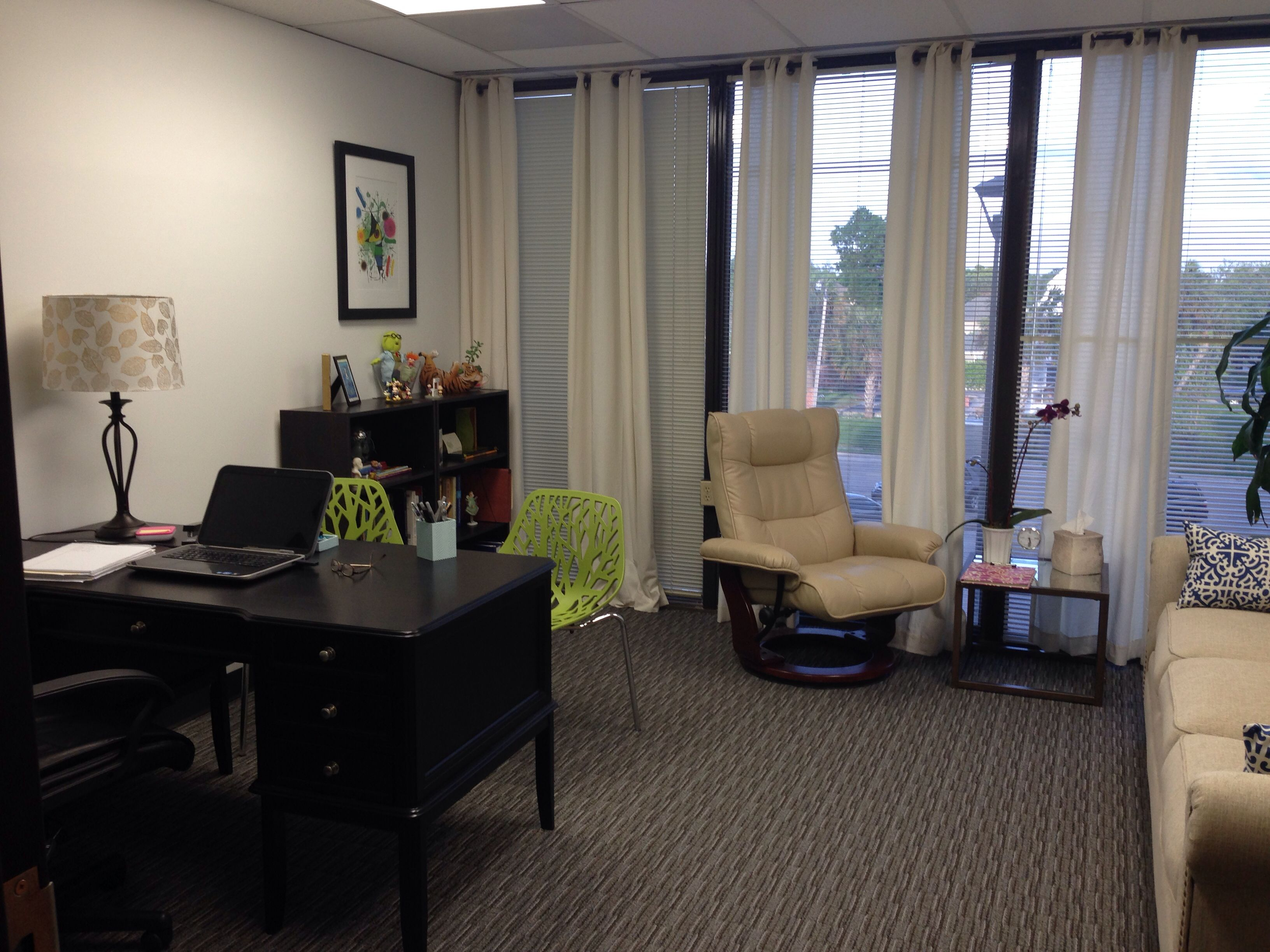 psychologist office design. Therapy Office Psychologist Design C