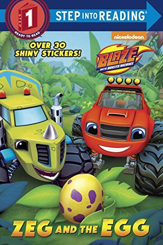 Blaze And The Monster Machines Trouble At The Truck Wash : blaze, monster, machines, trouble, truck, Robot, Check, Picture, Clues,, Helping, Kids,, Childrens, Books