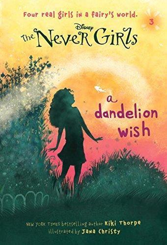 A Dandelion Wish Disney Fairies Chapter Books