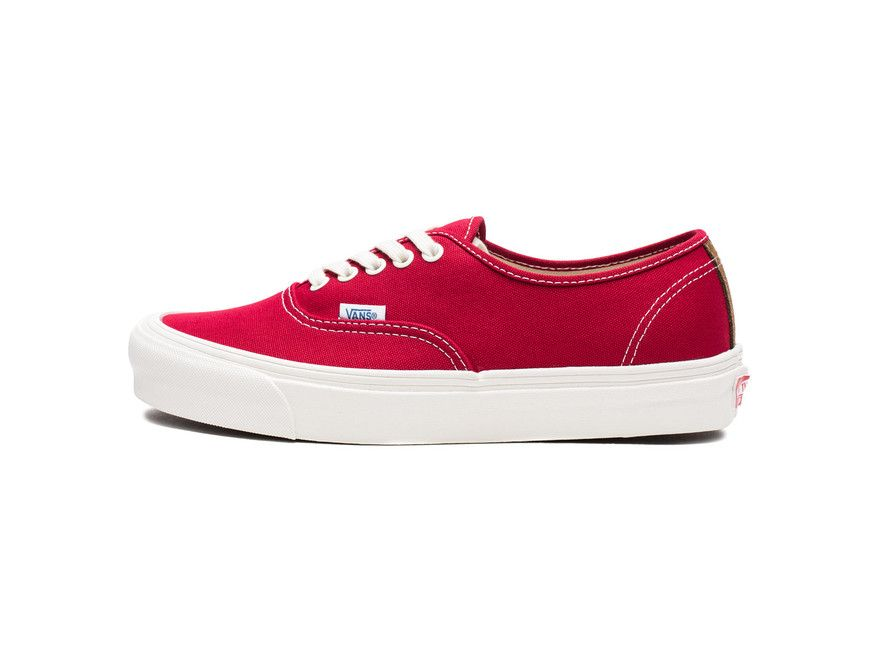 10dac11079ed VANS OG AUTHENTIC LX - CHILI PEPPER TEAK