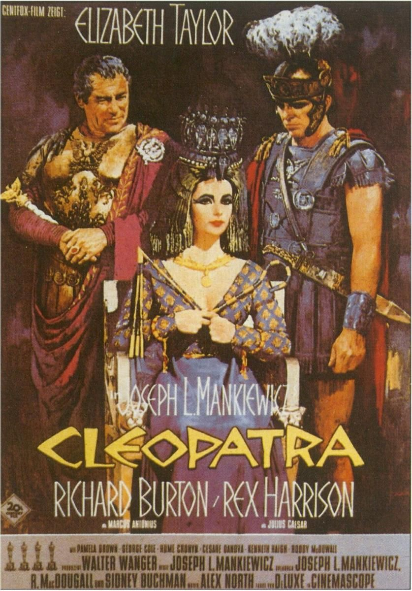 Cleopatra Movie 1963