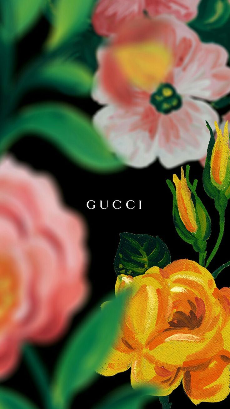Supreme Floral Wallpapers Background Is Cool Wallpapers Gucci