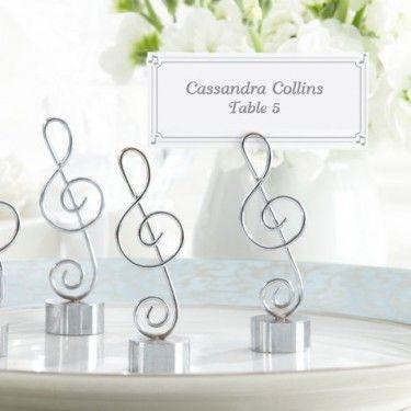 decoration mariage musique