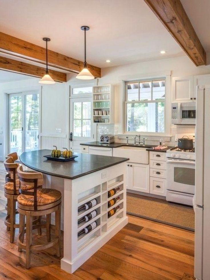 Beautiful Triangular Kitchen Island Kitchen remodel