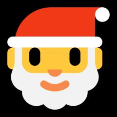 Santa Claus On Microsoft Windows 10 Fall Creators Update Father Christmas Santa Claus All Things Christmas