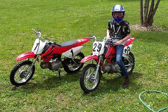 2008 Honda Crf 70 Dirt Bikes For Sale Dirtbikes Cafe Racer Build
