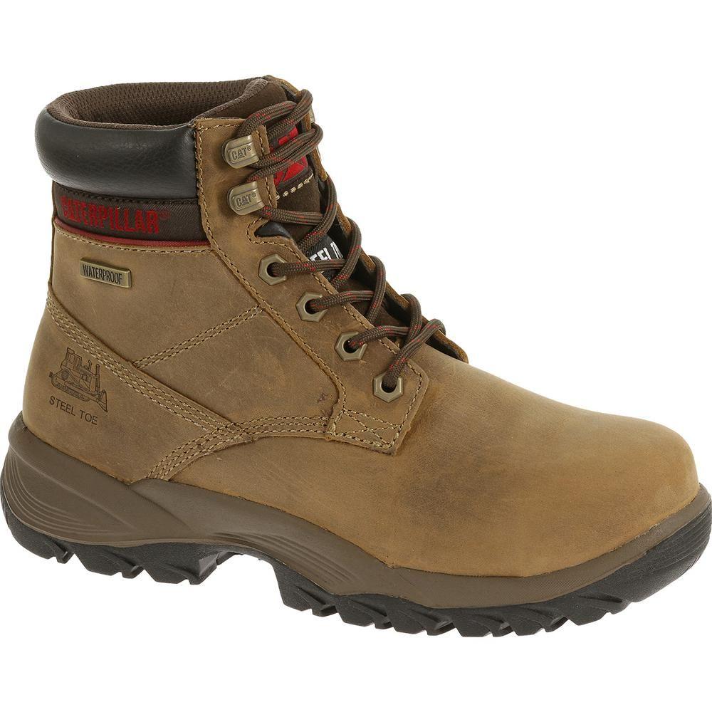 0665ec18c4f 1010115 KEEN Women's Salem Mid WP Safety Boots - Shitake www.bootbay.com |  Keen | Boots, Footwear, Steel toe