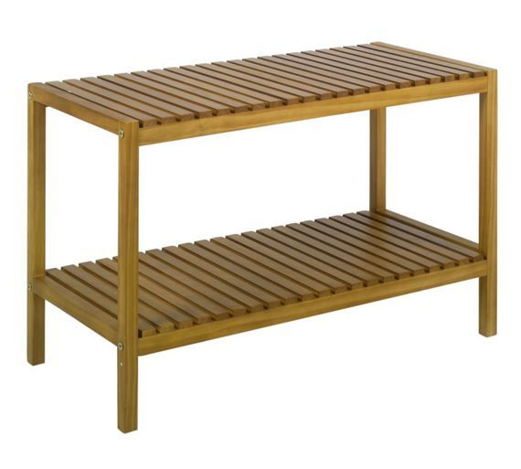 Collection Bamboo Bathroom Bench At Argos Co Uk Visit