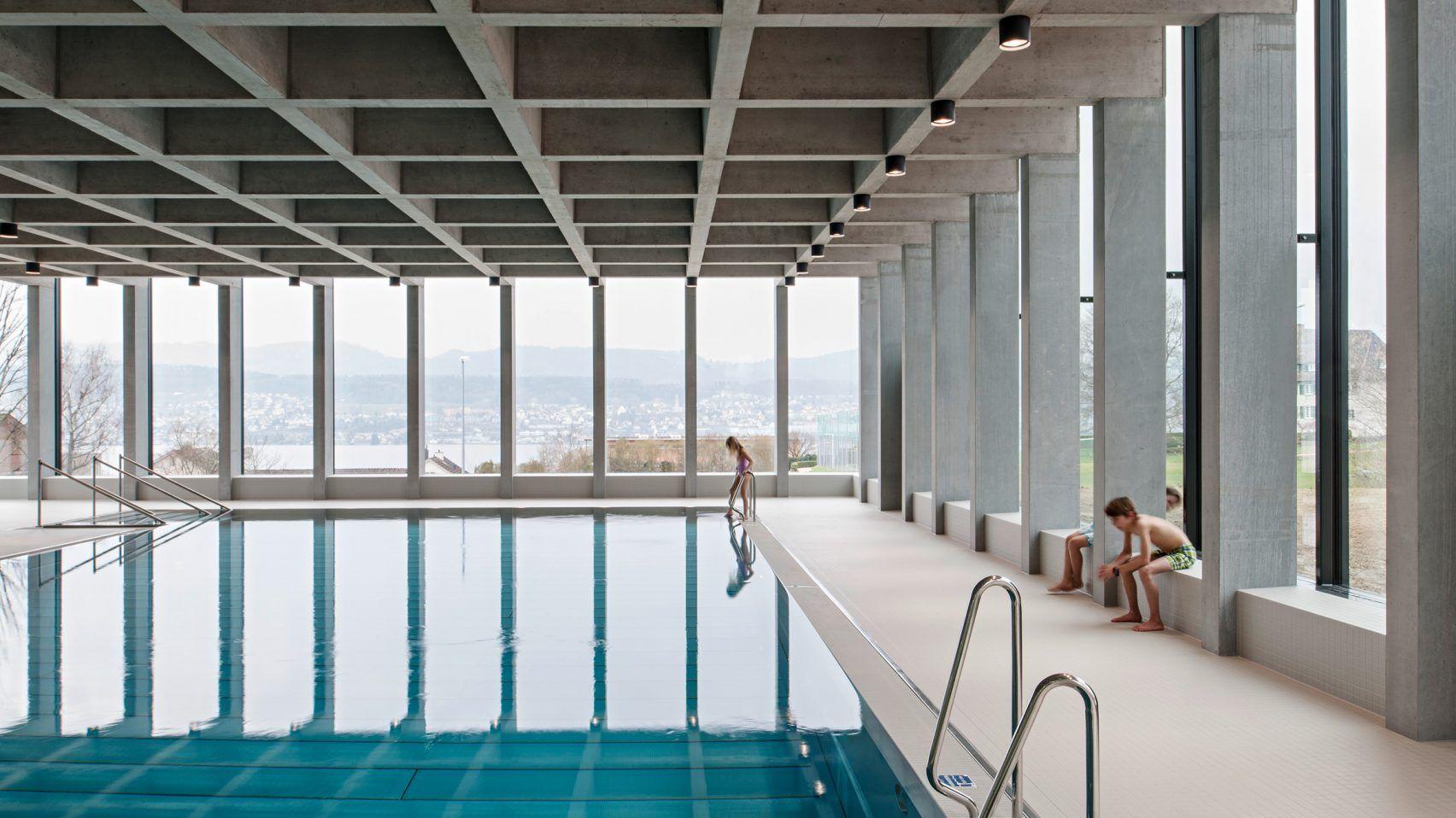 Home Interior Design U2014 Childrenu0027s Indoor Swimming Pool Above Former.