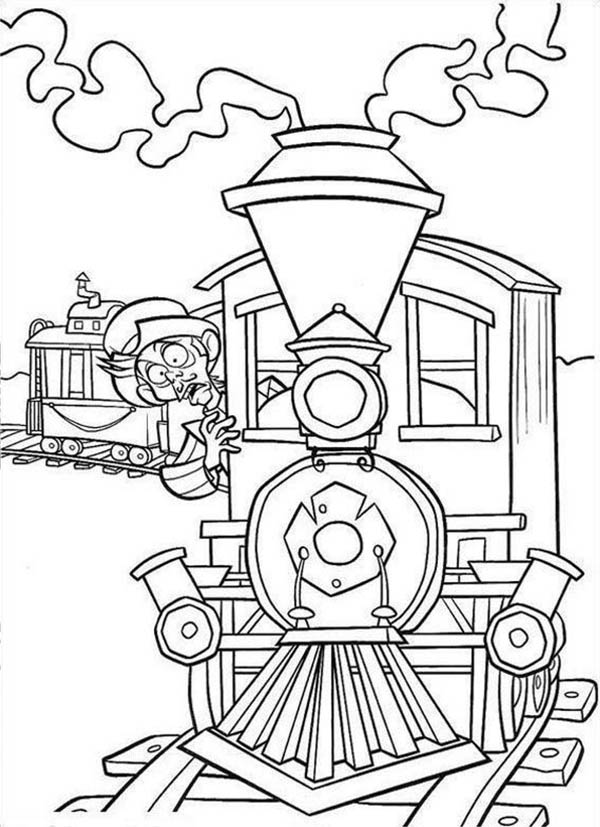 Home On The Prairie Train Is Oing To Crash Coloring Pages Coloring Sun Disney Coloring Pages Coloring Pages Train Coloring Pages