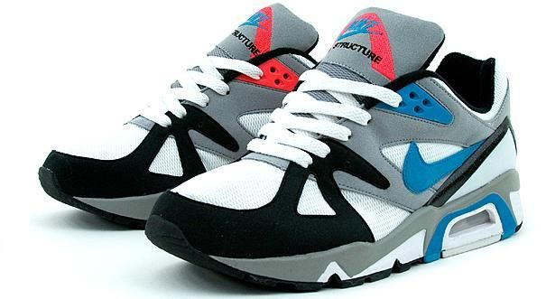 Nike Air Structure Triax 91 Infrared Sneakers