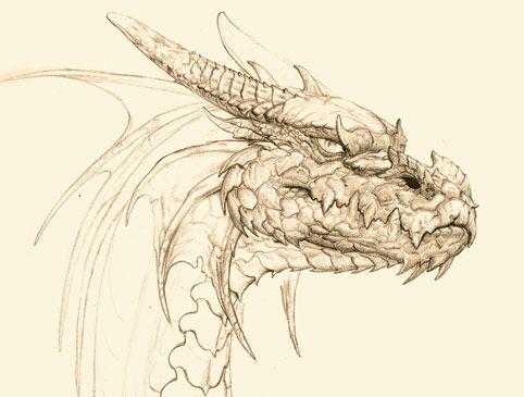 Dibujos De Dragones Chidos A Lápiz Dibujos Chidos Ideas Proyecto