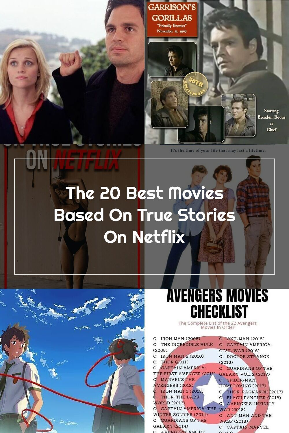 Instead of browsing for the best netflix movies why not