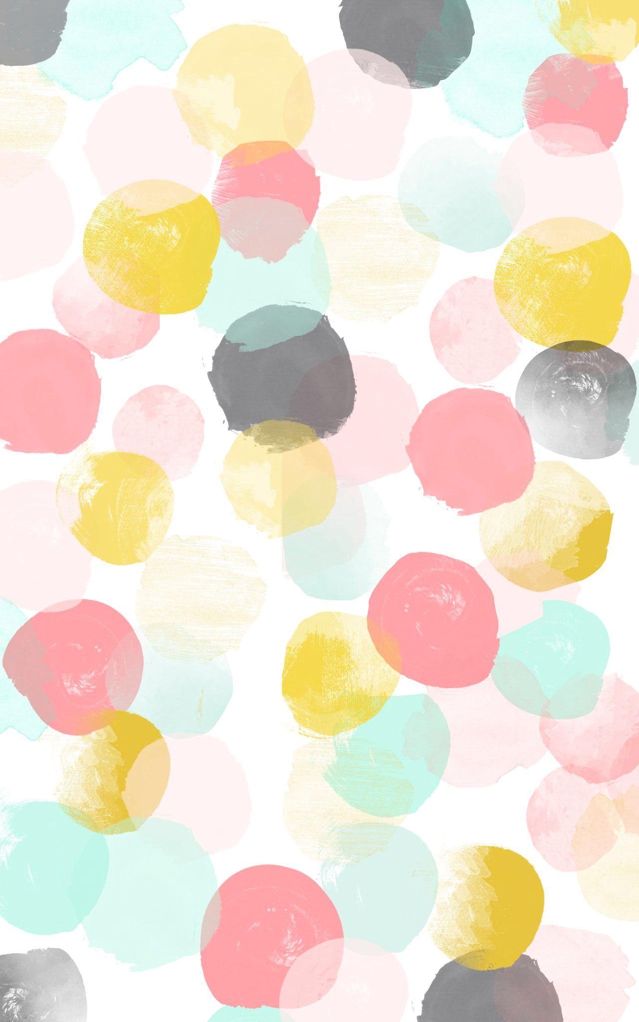 Dots Wallpaper Screen Savers Wallpapers Dots Wallpaper Marimekko Wallpaper
