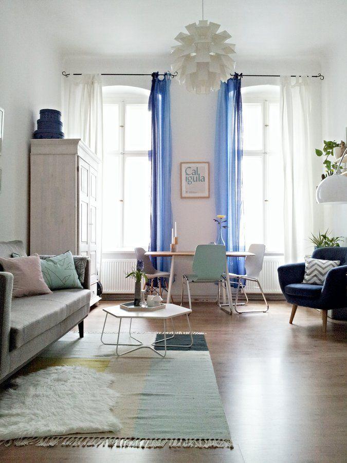 Noch einmal Einrichtungsideen, Pastell und Retro - einrichtungsideen wohnzimmer retro