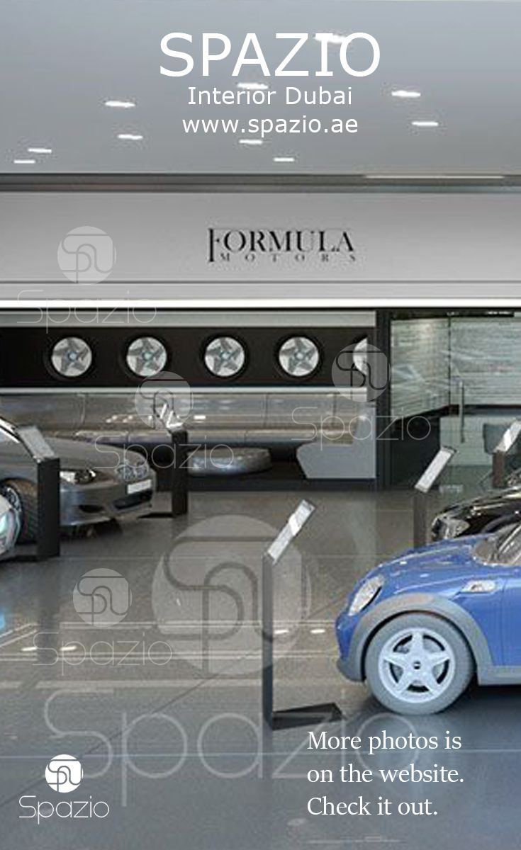 Car Showroom Interior Design Dubai Auto Car Shop And Showroom