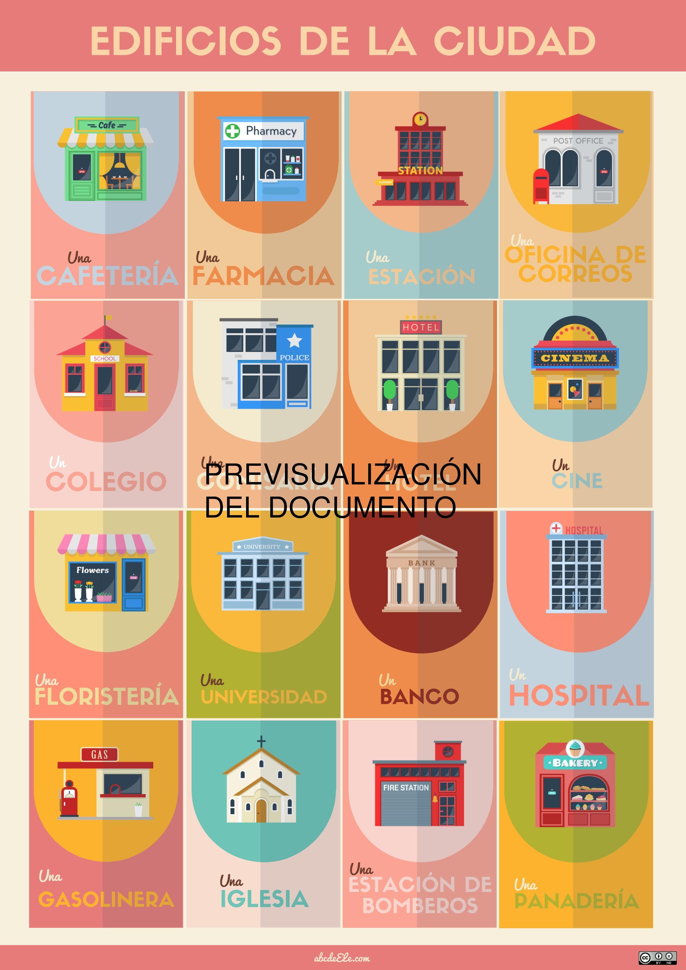 100 Posteres Cartas De Vocabulario Para Tus Clases De