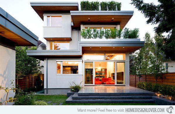 15 Geometric Modern Home Designs Modern House Design