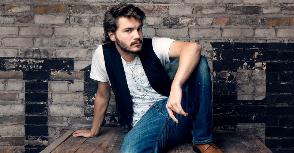 Emile Hirsch | The Talks by Alex de Brabant | personalities ...