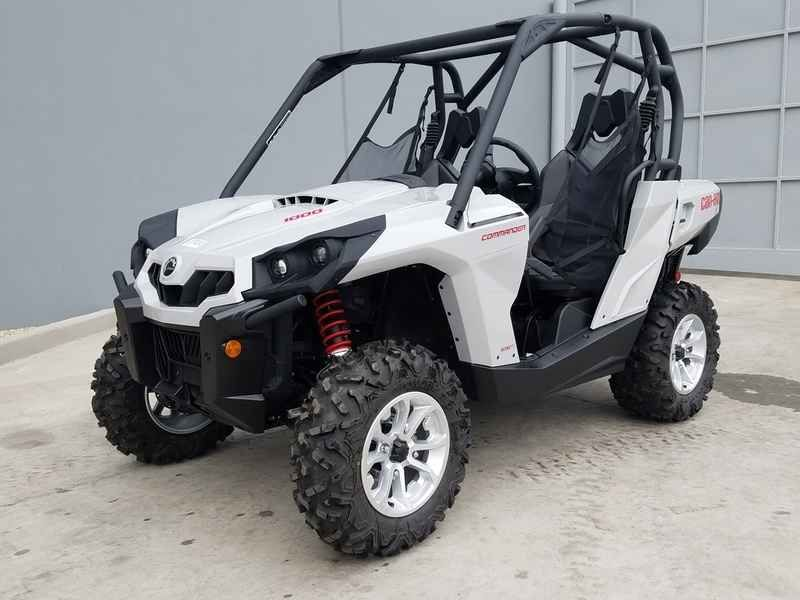 New 2017 Can Am Commander Dps 1000 Atvs For Sale In Arizona 2017 Can Am Commander Dps 1000 Can Am Commander Can Am Atv
