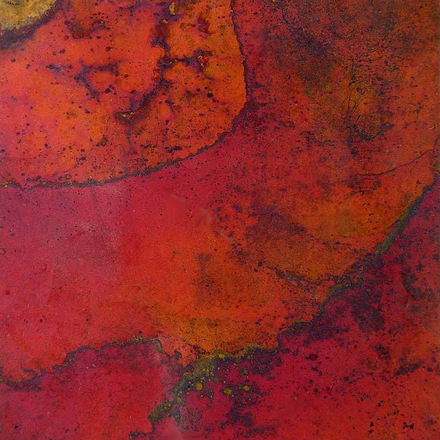 Copper With Red Patina Baking Soda And Table Salt Patina Metal Metal Art Metal Tree