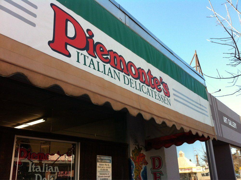 Piemonte's Italian Delicatessen Fresno, CA, United
