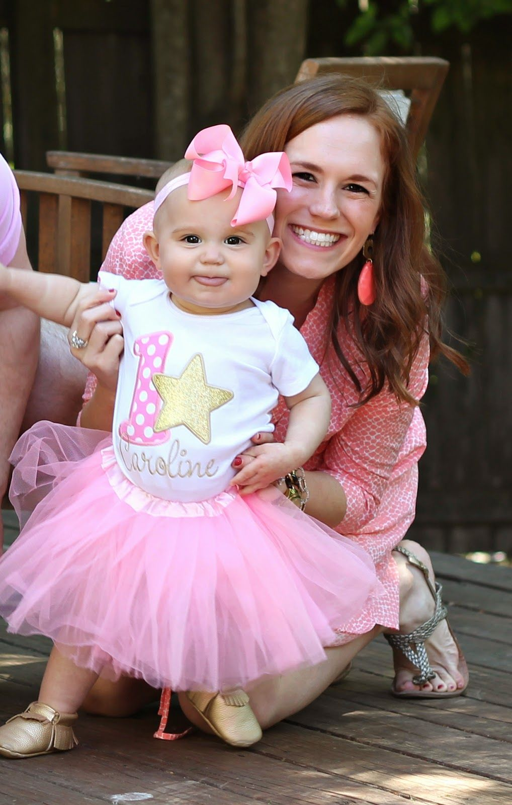 A super sweet Twinkle Twinkle Little Star first birthday