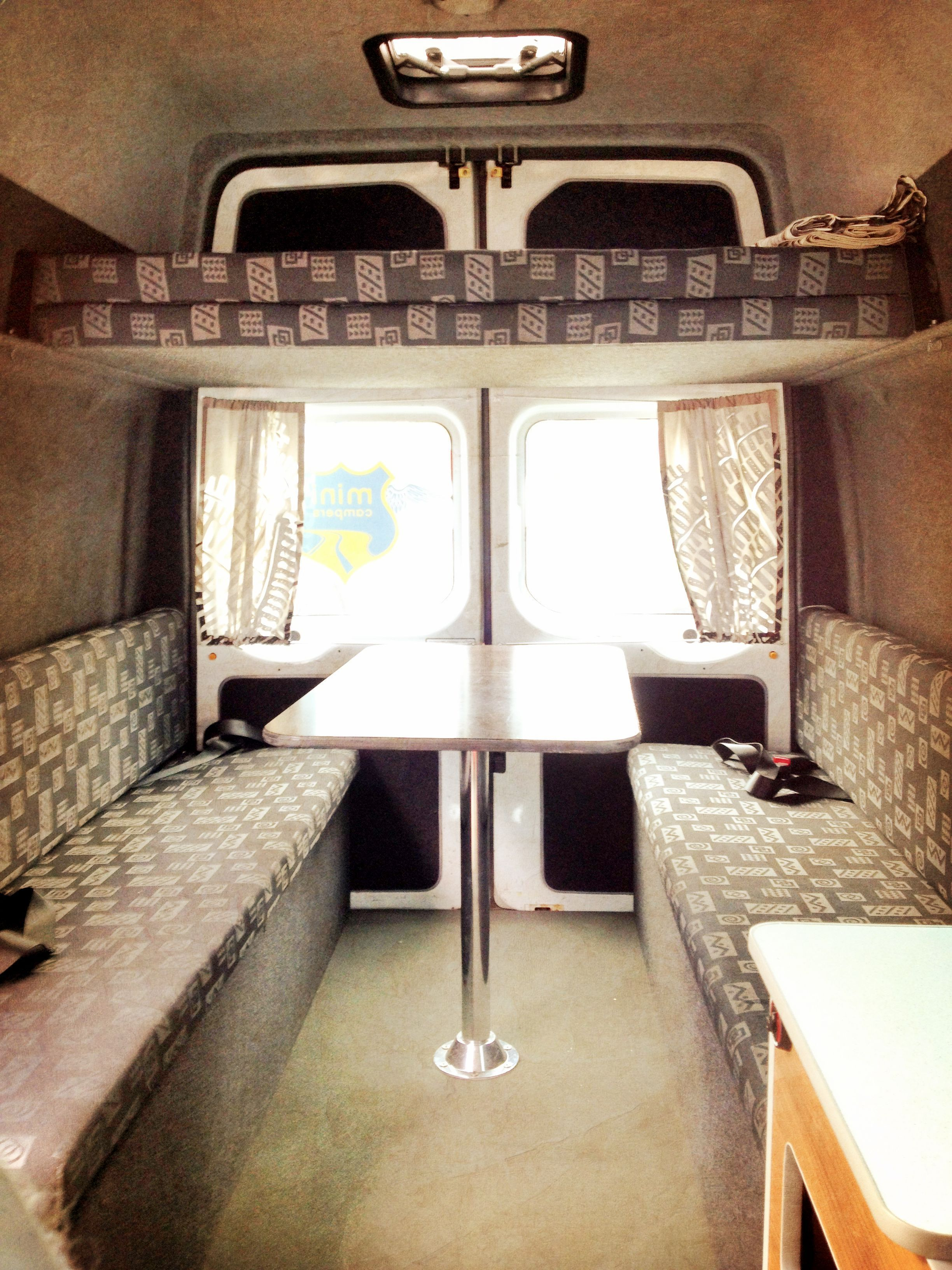 Category C (CA) ford transit - Category C (CA) ford transit -