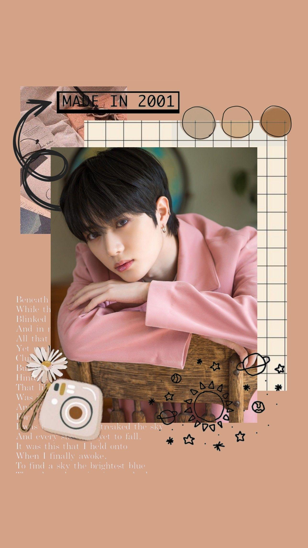 Kpop Aesthetics Wallpaper Lucu Gambar Picsart