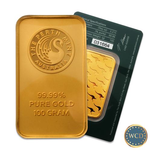 100 Gram 24 Karat Gold Bar 3 215 Troy Oz Coins Currency Paper Money Platinum Silver Gold Gold Mint Gold Mint