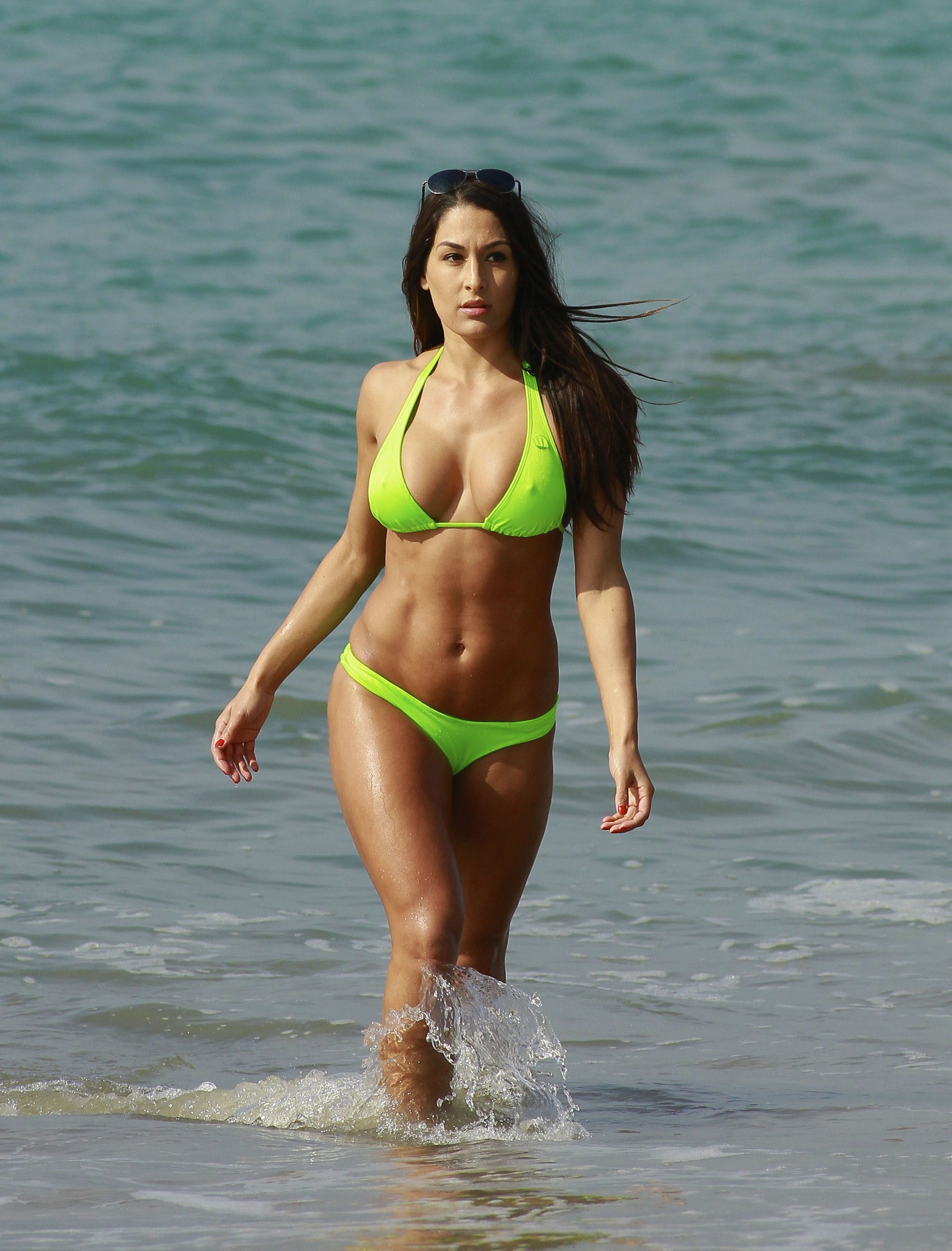 Commit WWWE Nikki Bella xxx phots final, sorry