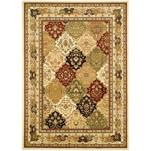 Barton Oriental Multi Area Rug Area Rugs Black Area