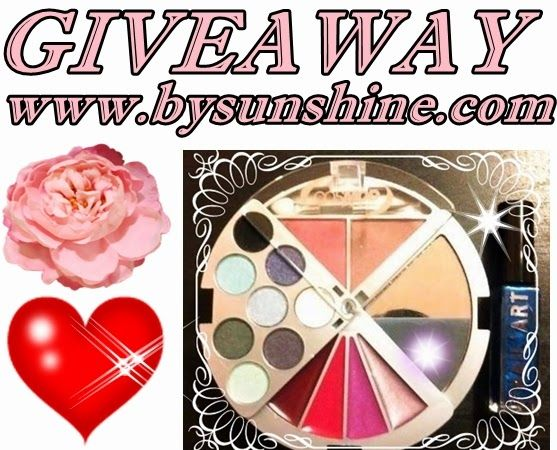 Beauty by Sunshine: Cosmod Giveaway