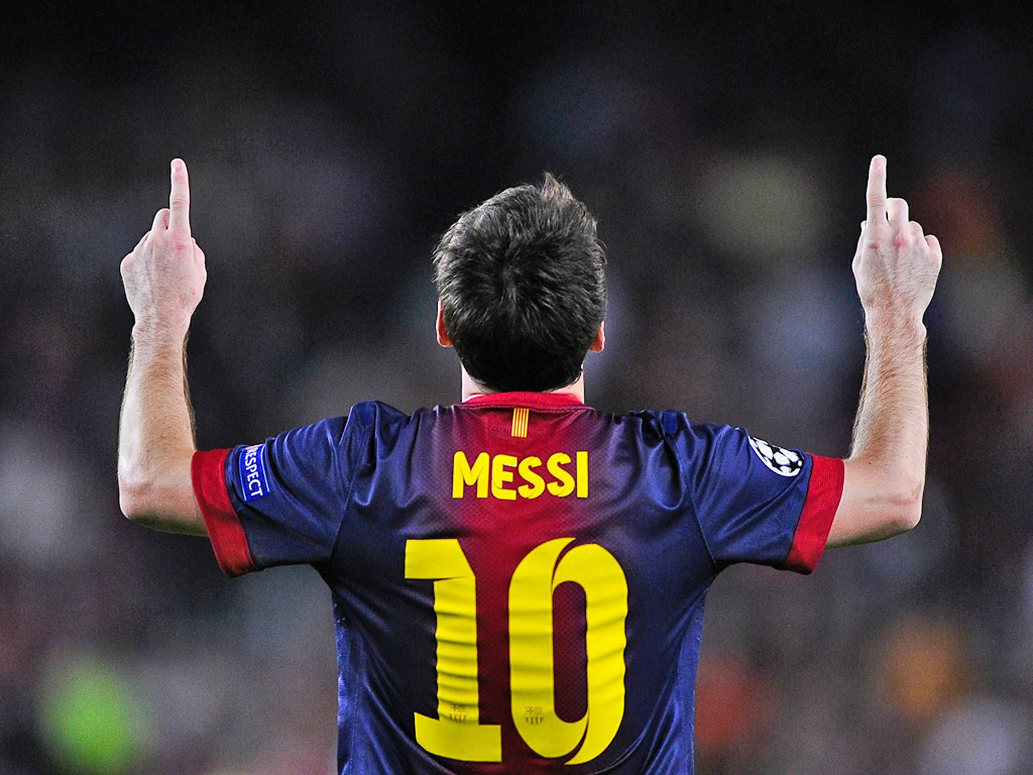 Image result for lionel messi celebration