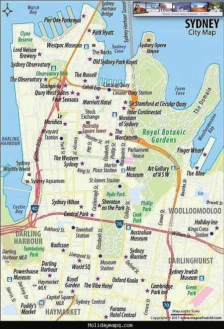 Map Sydney Australia.Nice Map Of Sydney Tourist Australia Map Sydney Tourist