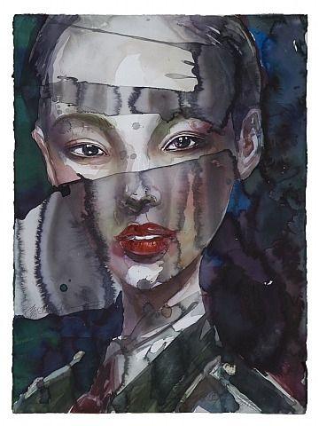 ling jian Chinese Art -Liu Bao Jun  Liu Ye  Ling Jian Pinterest - Bao Contemporaneo