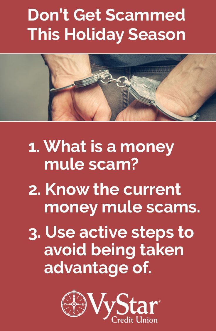 Learn the signs to protect your finances this holiday