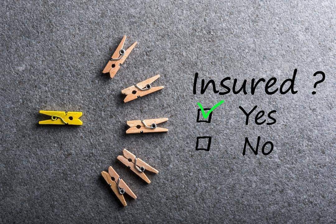 Are You Insured And Covered With The Right Plan We Can Meet All
