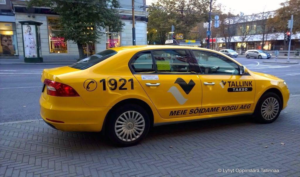 Tallinnan Taksit