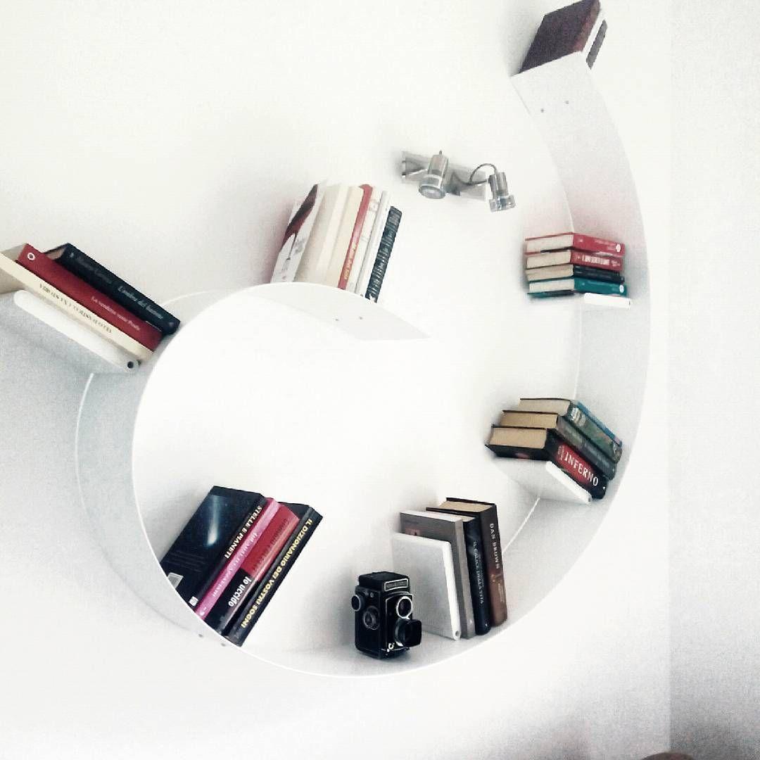 White | Bookworm by Ron Arad | Kartell loves Colours | Pinterest ...