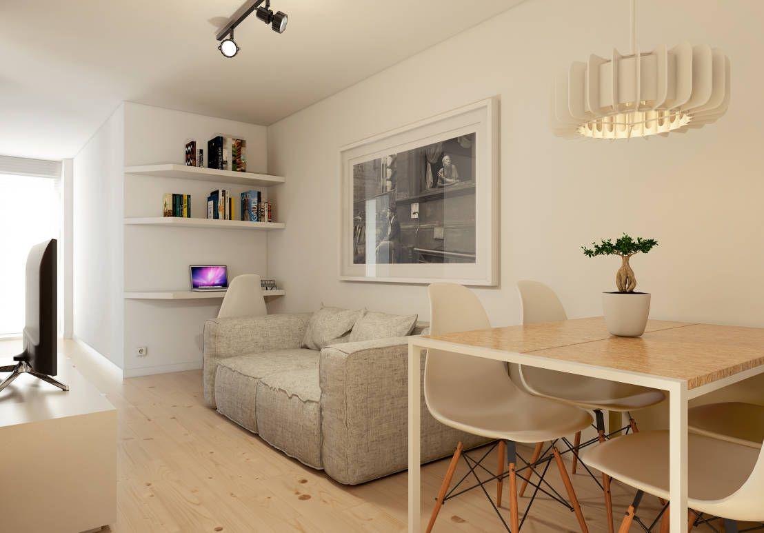 kleines wohn und esszimmer einrichten ostseesuche com. Black Bedroom Furniture Sets. Home Design Ideas