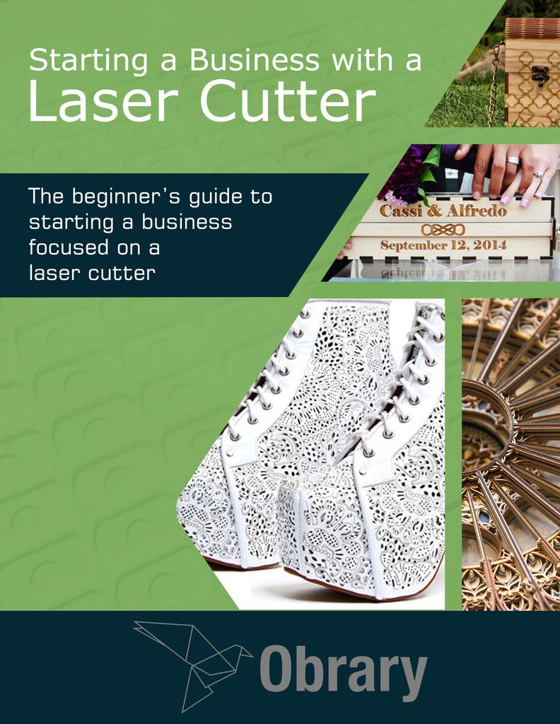Ebook Laser Cutter Business Guide