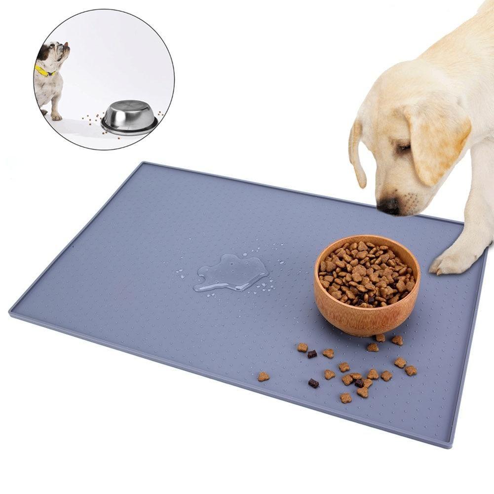 pet food mat silicone