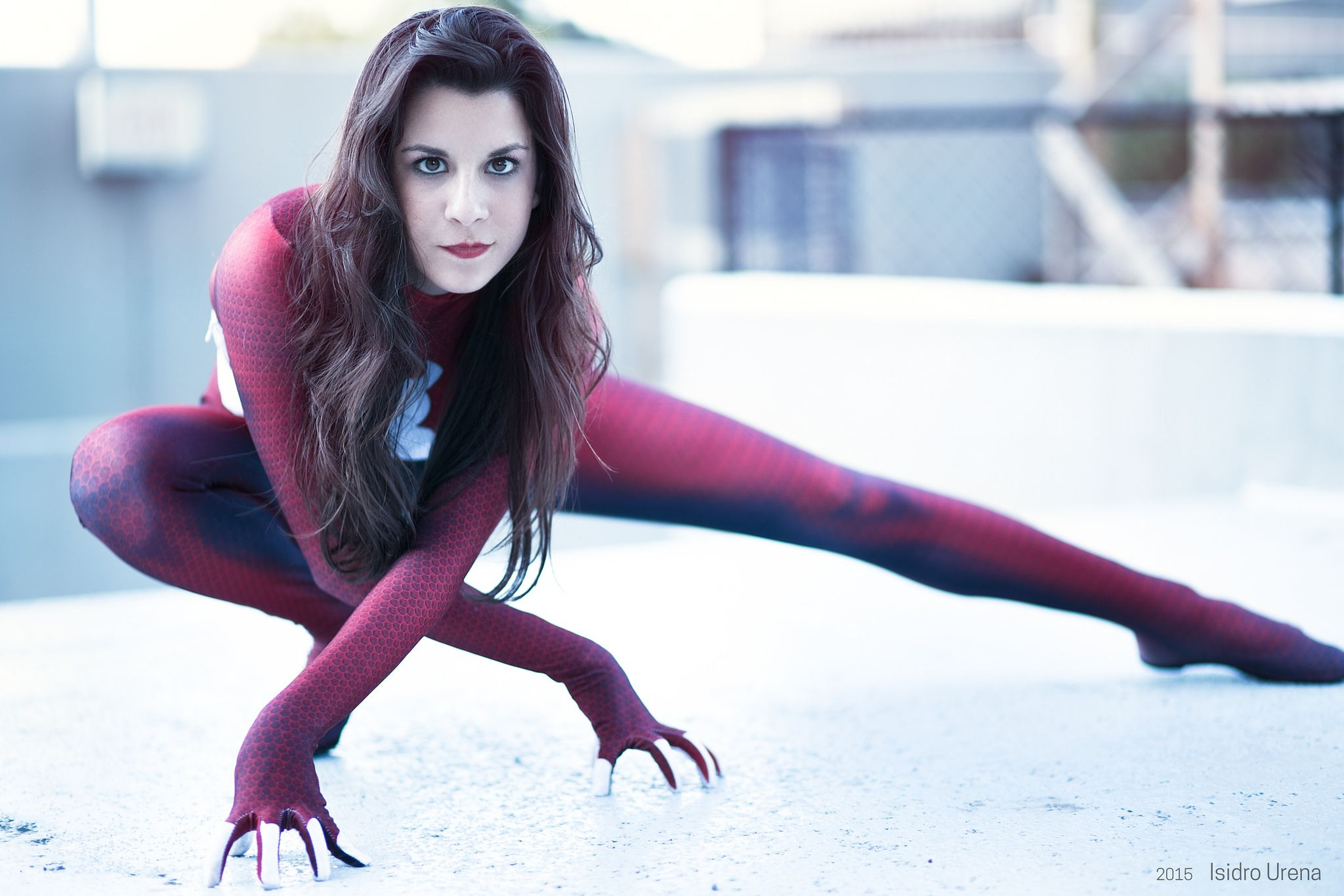 spider woman cosplay Ultimate