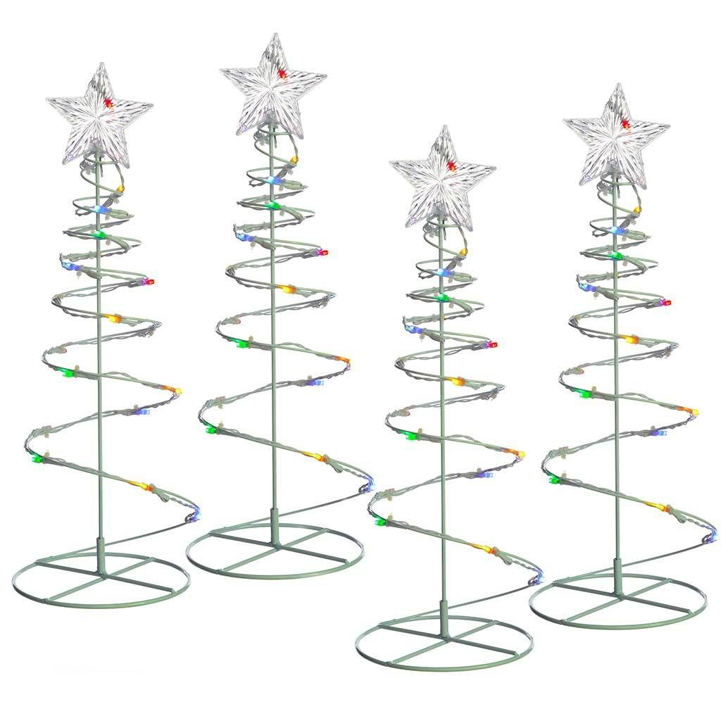 Spiral Trees Christmas Lighting 8 Function Controller, 55