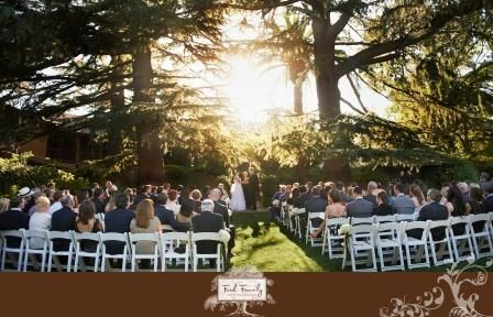 Deanna Jeff Wedding At Wine And Roses Lodi Ca