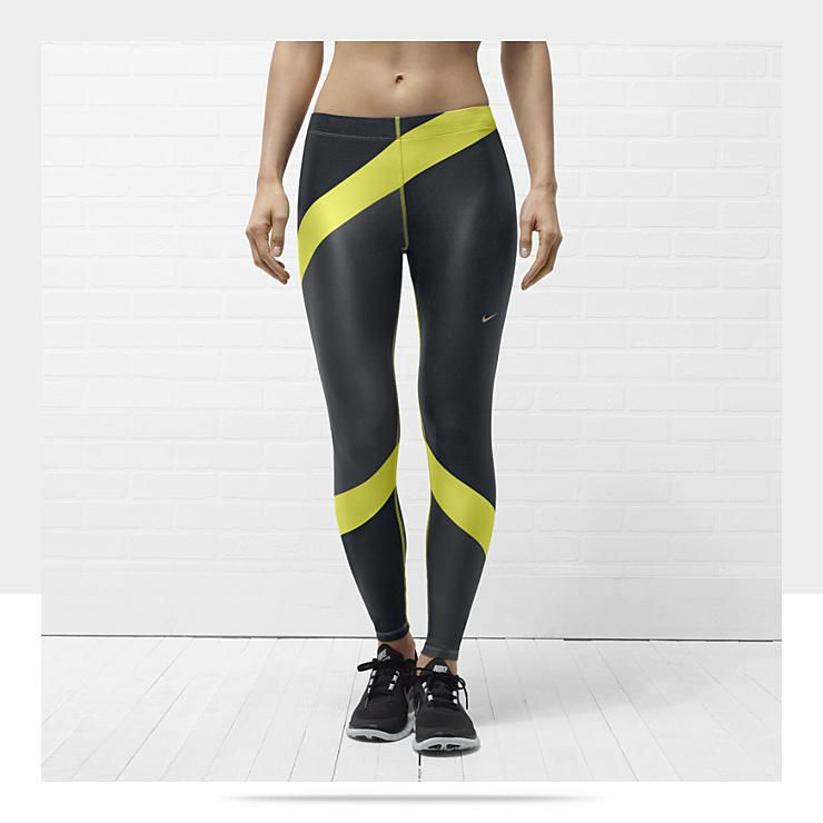 a59c42f215d4b6 Nike Engineered Print Women's Running Tights - wish these weren't $130  BECAUSE I'M IN LOVE!