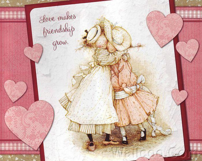 ilustraciones de Holly Hobbie