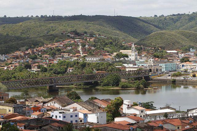 Cidade De Cachoeira Cachoeira Cachoeira Bahia Cidade